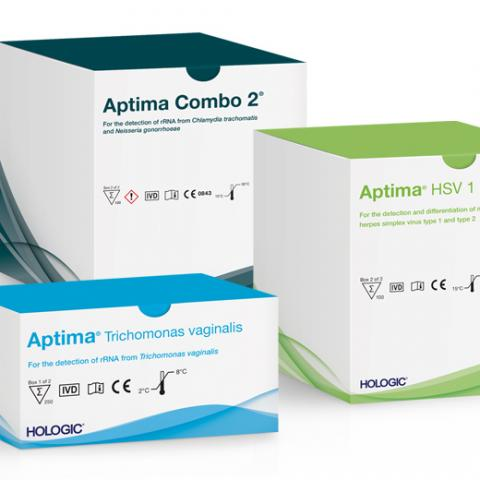 Aptima STIs from Hologic